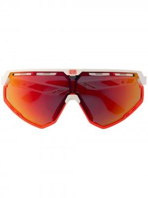 Спортивные солнцезащитные очки Project Defender Rudy. Цвет: красный