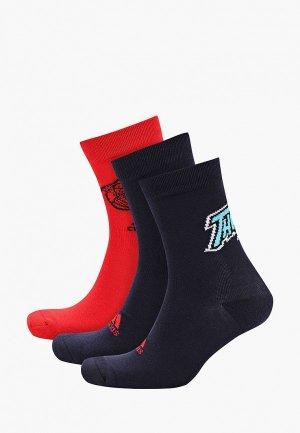 Комплект adidas Spiderman 3 PP. Цвет: разноцветный