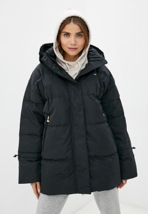 Куртка утепленная adidas Originals FSH DOWN JKT. Цвет: черный