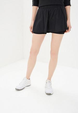 Юбка-шорты Nike COURT DRI-FIT FLEX WOMENS SKIRT. Цвет: черный