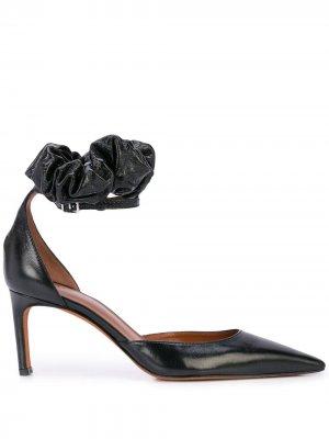 Туфли-лодочки George Altuzarra. Цвет: черный