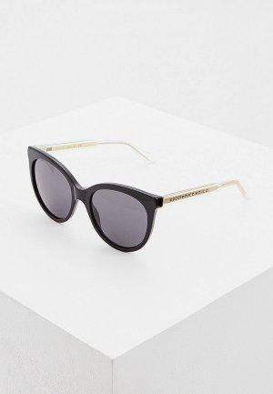 Очки солнцезащитные Gucci GG0565S 001. Цвет: черный