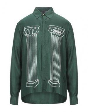 Pубашка CASABLANCA. Цвет: зеленый
