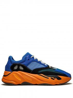 Кроссовки Yeezy Boost 700 Bright Blue adidas. Цвет: синий