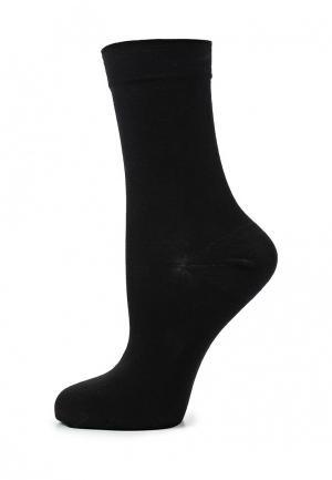 Носки Wolford Cotton Socks. Цвет: черный