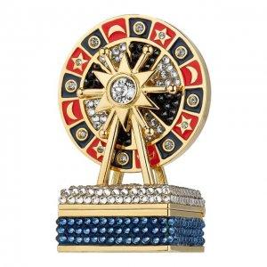 Твердые духи Pleasures Royal Roulette Estée Lauder. Цвет: бесцветный