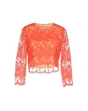 Блузка DARLING London. Цвет: красный