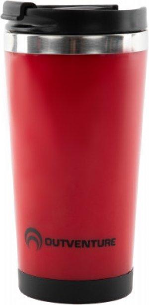 Кружка 400 мл Outventure. Цвет: красный