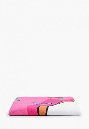 Коврик пляжный Bradex ПОНЧИК,  d 150 см. Цвет: разноцветный