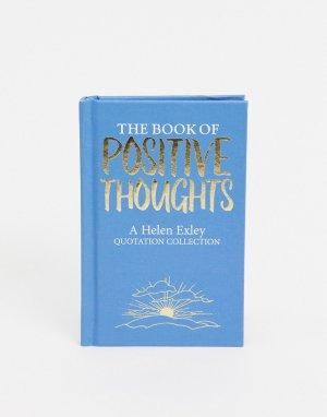 Книга с позитивными цитатами-Мульти Allsorted