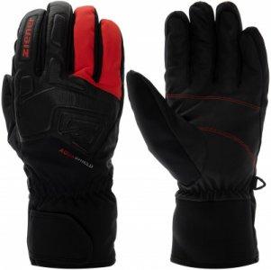 Перчатки мужские , размер 9,5 Ziener. Цвет: черный