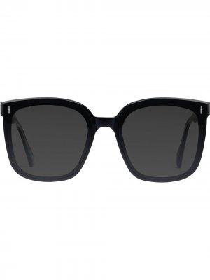 Солнцезащитные очки Frida Gentle Monster. Цвет: черный