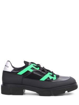 Комбинированные ботинки FRANKIE MORELLO