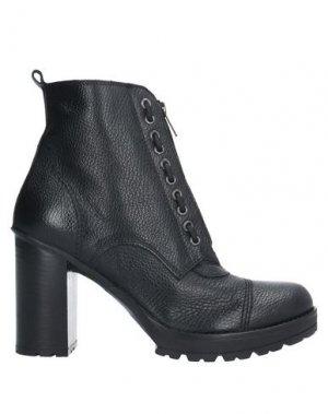 Полусапоги и высокие ботинки FORMENTINI. Цвет: черный