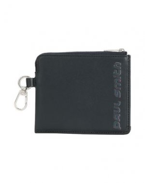 Бумажник PAUL SMITH. Цвет: темно-синий