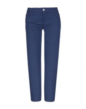 Повседневные брюки CYCLE. Цвет: синий