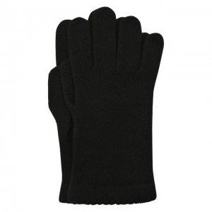 Перчатки Bilancioni. Цвет: чёрный