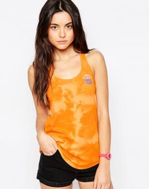 Майка-борцовка Converse. Цвет: orange group