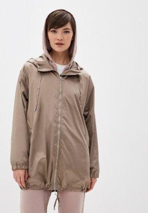 Куртка Terekhov Girl. Цвет: бежевый