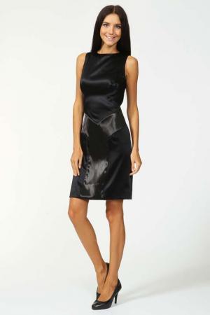 Платье Dennis Basso. Цвет: черный