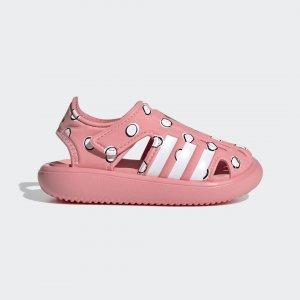 Сандалии Water Sportswear adidas. Цвет: черный