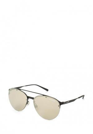 Очки солнцезащитные Arnette AN3075 696/5A. Цвет: черный