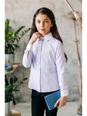 Блузка I love to dream. Цвет: сиреневый