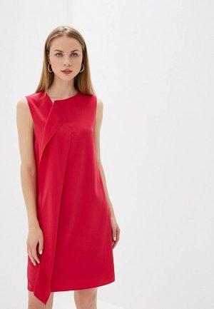 Платье Perspective. Цвет: розовый