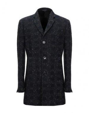 Пальто HAVANA & CO.. Цвет: темно-синий