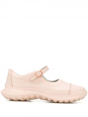 Кроссовки CRCLR Camper. Цвет: розовый