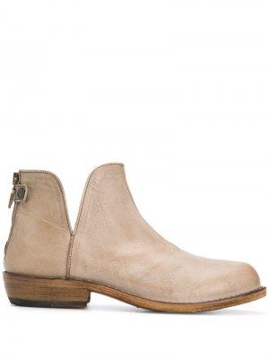 Ботинки Camy Fiorentini + Baker. Цвет: нейтральные цвета