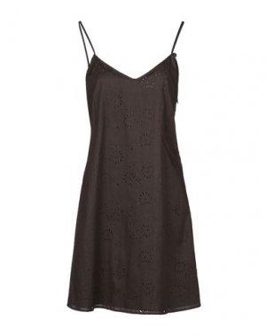 Короткое платье REBEL QUEEN by LIU •JO. Цвет: стальной серый