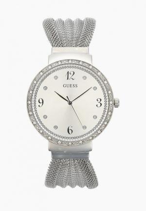 Часы Guess W1083L1. Цвет: серебряный