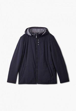 Куртка утепленная Royalspirit. Цвет: черный