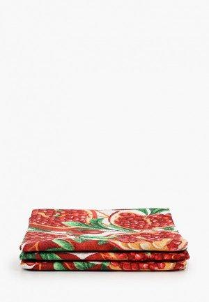 Набор полотенец кухонных La Peonia 3 шт. 50х60 см. Цвет: разноцветный