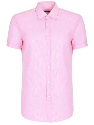 Рубашка с коротким рукавом BOSS