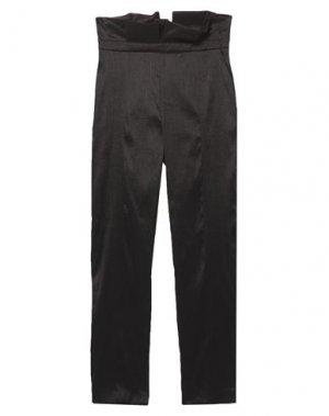 Повседневные брюки HANITA. Цвет: черный