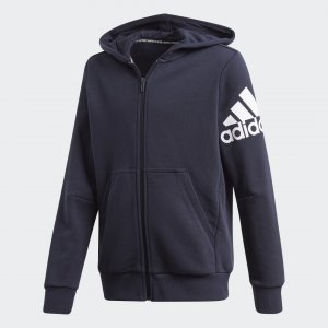 Куртка Must Haves Badge of Sport Performance adidas. Цвет: белый