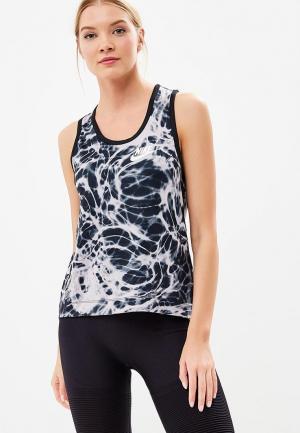 Майка Nike W NSW TANK TDPL. Цвет: серый