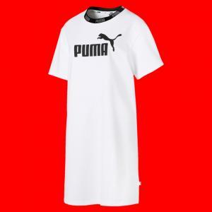 Платье Amplified Dress PUMA. Цвет: белый