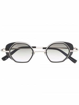 Солнцезащитные очки Caver EQUE.M. Цвет: серебристый