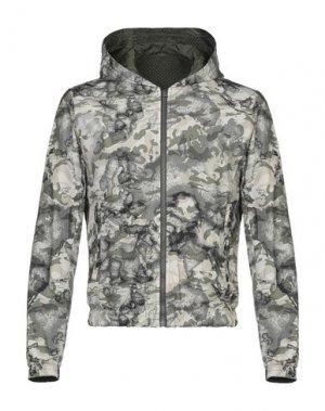 Куртка ALVIERO MARTINI 1a CLASSE. Цвет: зеленый