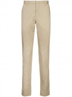 Durban классические прямые брюки D'urban. Цвет: коричневый