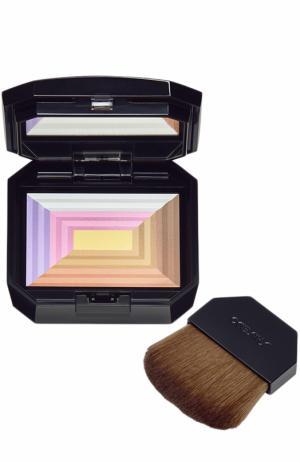 Компактная пудра c эффектом сияния Shiseido. Цвет: бесцветный