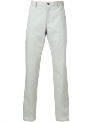 Классические брюки-чинос A.P.C.. Цвет: телесный