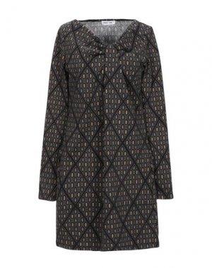 Короткое платье GINGER+SOUL. Цвет: черный