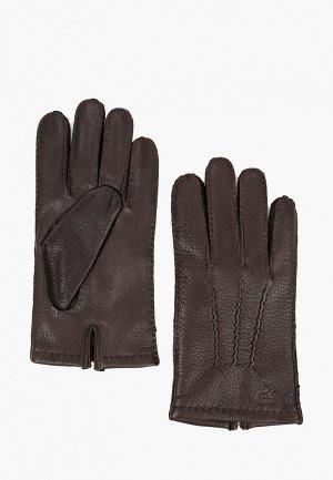 Перчатки Eleganzza 8. Цвет: коричневый