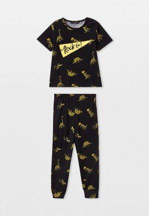 Пижама Hays. Цвет: черный