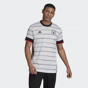 Домашняя футболка сборной Германии Performance adidas. Цвет: черный