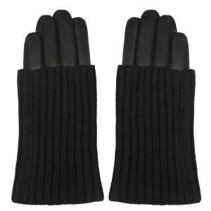 Перчатки Ekonika EN33144-black-21Z. Цвет: черный